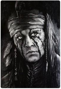 Портрет карандашом 5