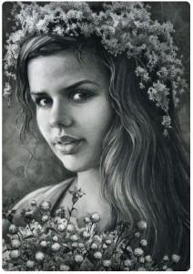 Портрет карандашом 6