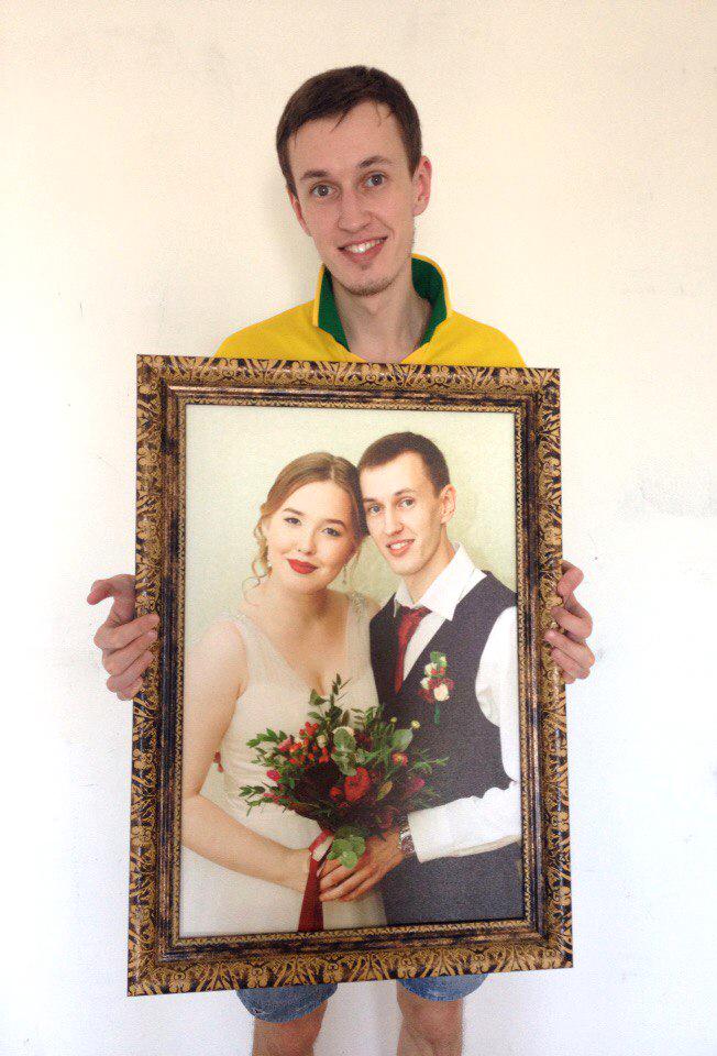 Печать фото на холсте Новокузнецк