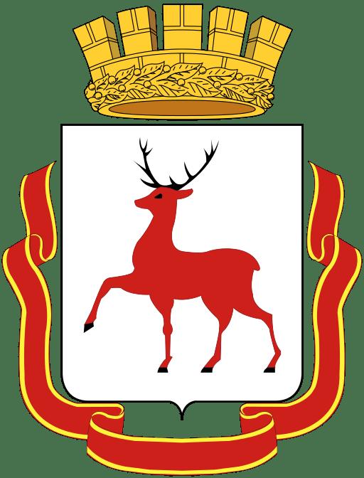 Герб города Нижний Новгород