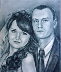 портрет на свадьбу в Екатеринбурге