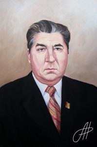 Портрет маслом мужчины 7