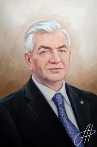 Портрет маслом мужчины 8
