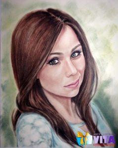 Портрет жене
