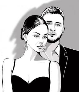 Заказать Поп Арт портрет От Vita Studio 16