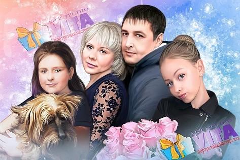Семейный портрет2