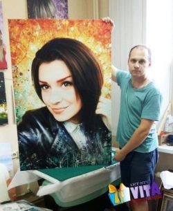 портрет в с тиле Дрим