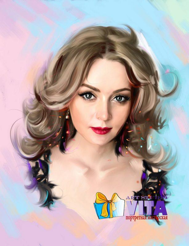 Sweet Art - Нежные портреты