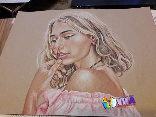 Портрет цветной 4