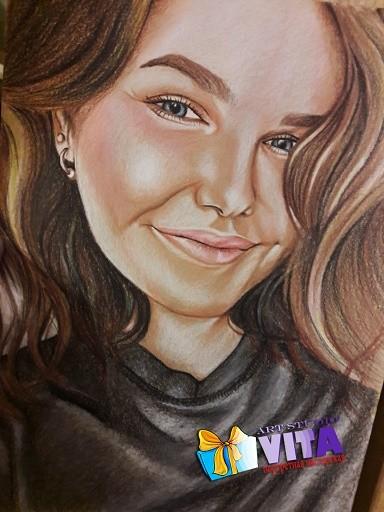 Портрет цветной 5