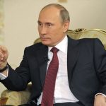 Портрет Путина 14