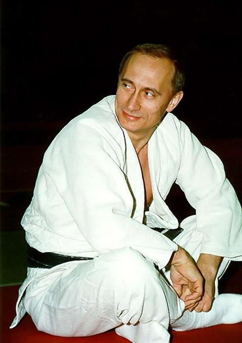 Портрет Путина 17