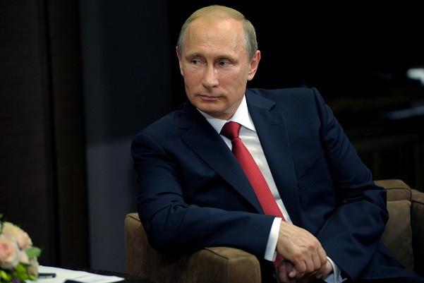 Портрет Путина 2