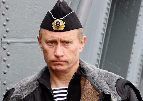 Портрет Путина 20