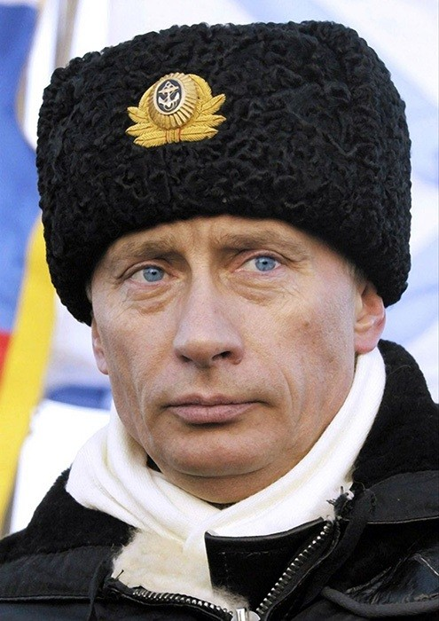 Портрет Путина 21