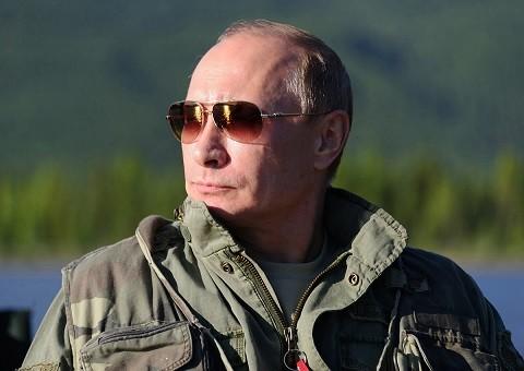 RUSSIA-PUTIN-VACATION