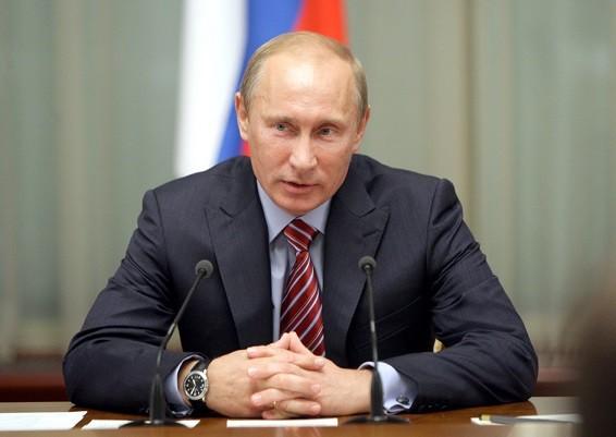 Портрет Путина 28