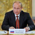 Портрет Путина 3