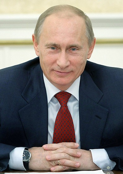 Портрет Путина 30