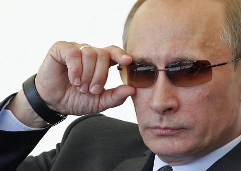Портрет Путина 34