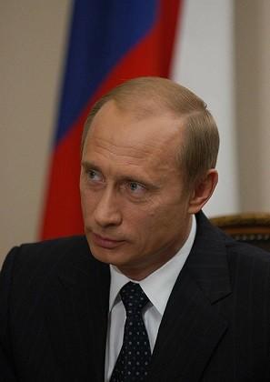 Портрет Путина 36