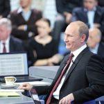Портрет Путина 39