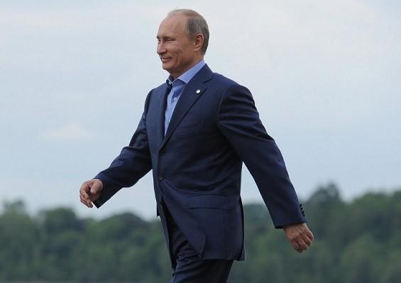 Портрет Путина 44