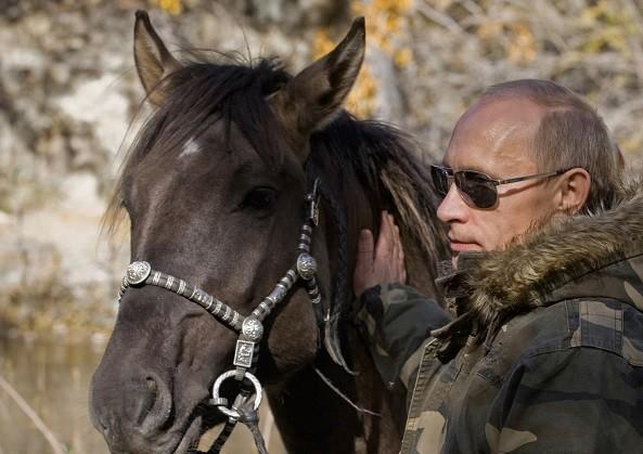 Портрет Путина 46
