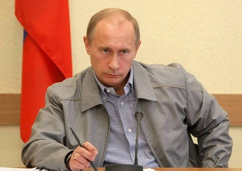Портрет Путина 48
