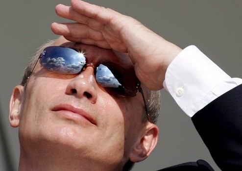 Портрет Путина 50