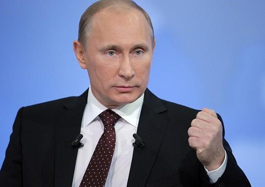 Портрет Путина 54