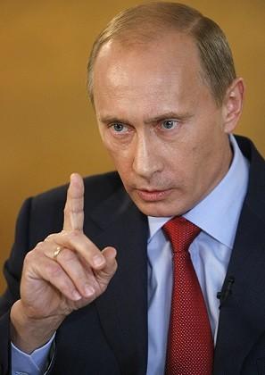 Портрет Путина 58