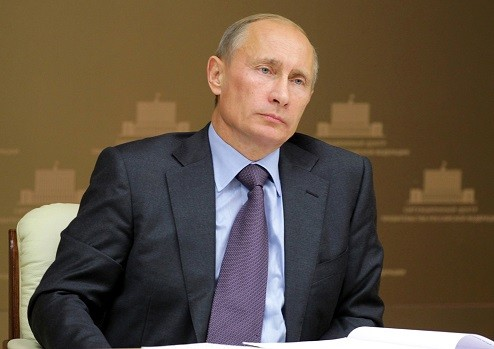 Портрет Путина 62