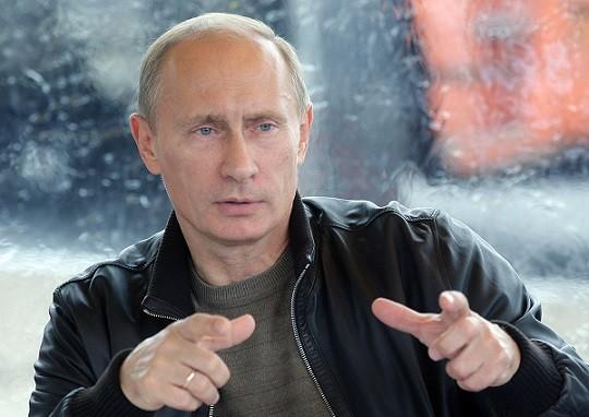 Портрет Путина 64