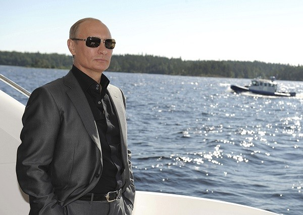 Портрет Путина 68