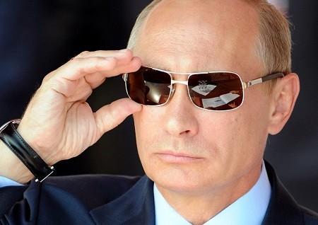 Портрет Путина 7