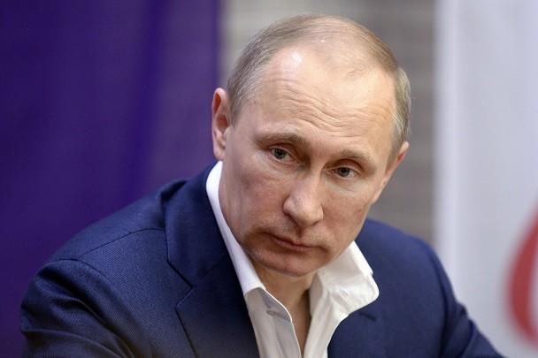 Портрет Путина 74