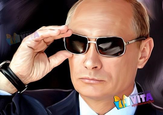 Путин в обработке