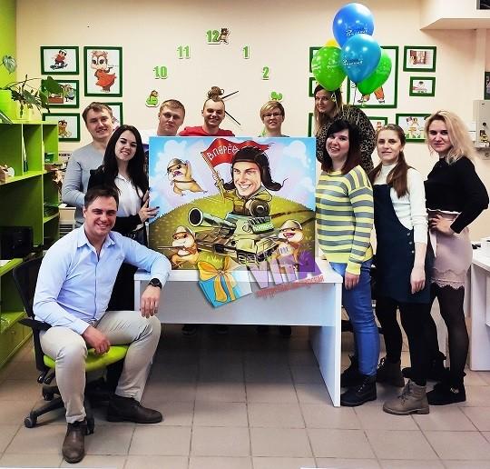 Портрет другу Портрет в Кирове