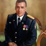 Портрет военного цифровой