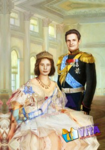 Исторический портрет в Санкт-Петербурге