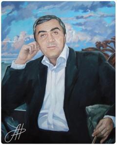 Портрет маслом 1