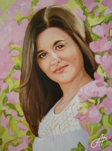 Портрет маслом 2