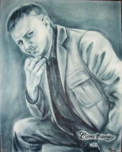 Портрет мужчине в Туле
