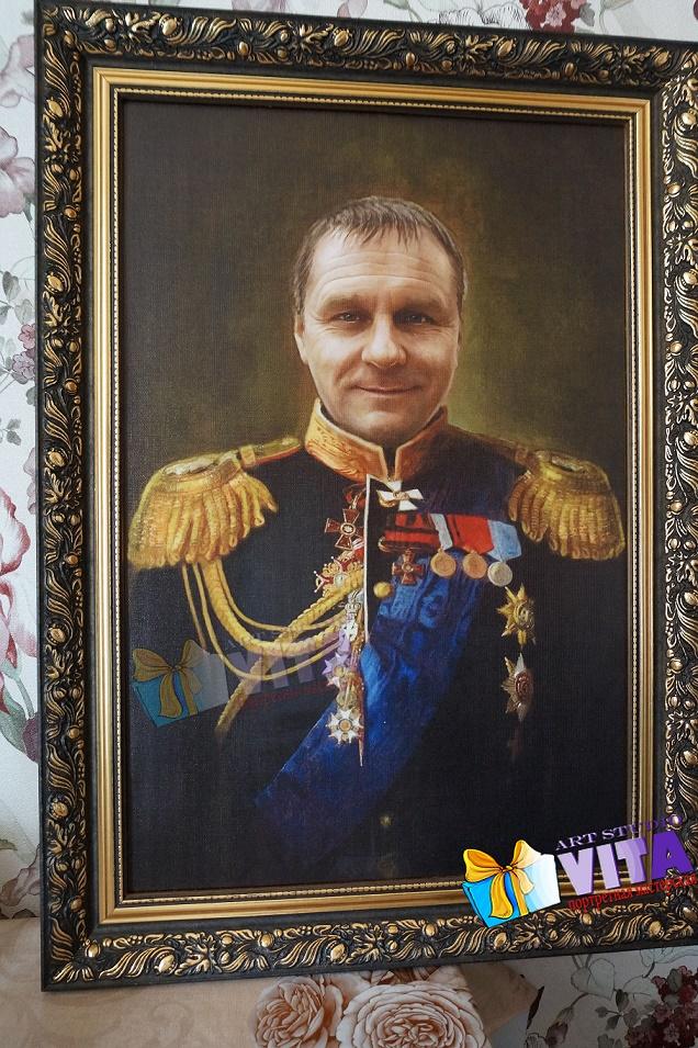 Заказать портрет в ярославле