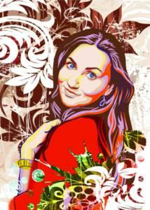 Заказать Поп Арт портрет От Vita Studio 14