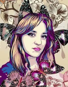 Поп Арт портрет От Vita Studio3
