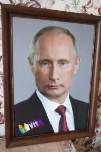 В.В.Путин в Багете