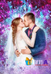 портрет на свадьбу в Нижнем Новгороде