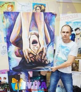 Где заказать портрет в Тольятти